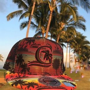 Guarantee Neon Palms SnapBack